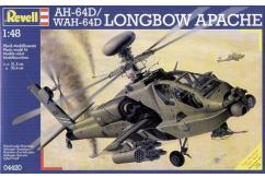 Revell 1/48 Apache Ah-64D British Army Update image