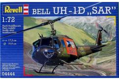 Revell 1/72 Bell UH-1D Helicopter image