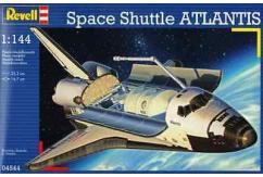 Revell 1/144 Space Shuttle Atlantis image