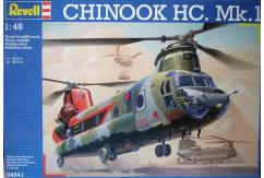 Revell 1/48 Chinook (British Army) image