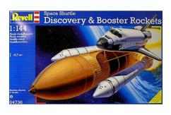 Revell 1/144 Space Shuttle Discovery image