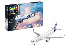Revell 1/144 Airbus A321neo image