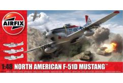 Airfix 1/48 North American F-51D Mustang image