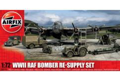 Airfix 1/72 WWII RAF Bomber Re-Supply Set image