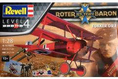 Revell Gift Set 125 Years of The Red Baron image