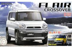 Fujimi 1/24 Mazda Flair Crossover (Active Yellow) image