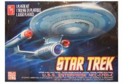 AMT 1/2500 Star Trek USS Enterprise NCC 1701-C image