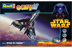 Revell Star Wars Droid Tri Fighter Easy Kit image