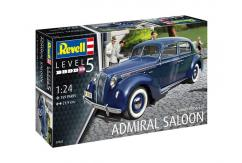 Revell 1/35 Luxury Class Admiral Saloon image