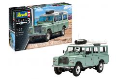Revell 1/24 Land Rover Series III LWB image