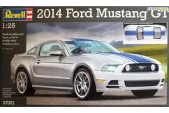 Revell 1/24 2014 Ford Mustang GT image