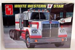 AMT 1/25 White Western Star Truck image