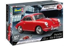 Revell 1/16 Porsche 356 B Coupe image