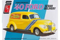 AMT 1/25 1940 Ford Sedan Delivery Van image