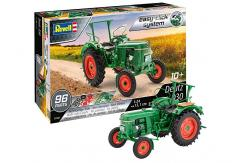 Revell 1/24 Tractor Deutz D30 - Easy Click System image