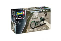 Revell 1/8 BMW R75/5 Police Motorbike image