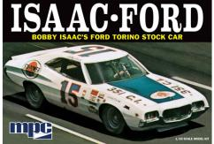 MPC 1/25 1972 Ford Torino Stock Car 'Bobby Isaac' image
