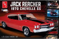 "AMT 1/25 1970 Chevelle SS ""Jack Reacher Movie"" image"