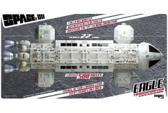 MPC 1/48 Space 1999 Eagle Transporter - Pre Assembled & Pre Painted image