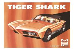 MPC 1/25 Tiger Shark Show Rod image