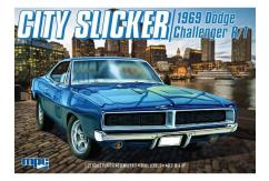MPC 1/25 1969 Dodge Charger R/T City Slicker - SNAP Kit image