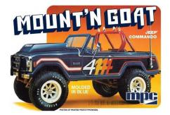 MPC 1/25 Jeep Commando Mount'N Goat image