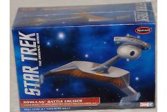 Polar Lights 1/1000 Star Trek Romulan Battleship image