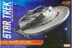 Polar Lights 1/1000 Star Trek U.S.S Reliant NCC-1864 image
