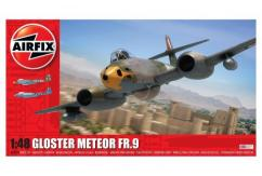 Airfix 1/48 Gloster Meteor FR9 image