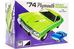 MPC 1/25 1974 Plymouth Road Runner image