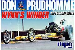 MPC 1/25 Don 'The Snake' Prudhomme Wynn's Winder Dragster  image