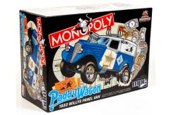 MPC 1/25 1933 Willy's Panel Paddy Wagon (Monopoly) image