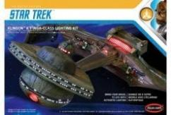 Polar Lights 1/350 Star Trek Klingon K't'inga image
