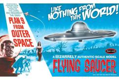 Polar Lights 1/48 Plan 9 From Outer Space UFO Flying Saucer image