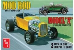 AMT 1/25 1929 Ford Model A Roadster image