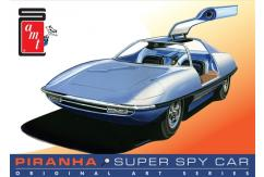 AMT 1/25 Piranha Spy Car Original Box Art image