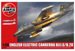 Airfix 1/48 English Electric Canberra B2/B20 image