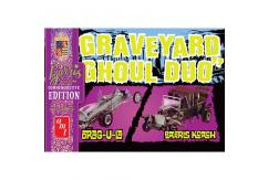AMT 1/25 Graveyard Ghoul Duo (George Barris Commemorative Edition) image