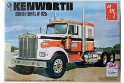 AMT 1/25 Kenworth Conventional W-925 Tractor image