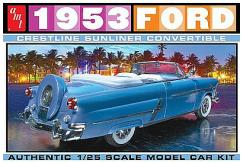 AMT 1/25 1953 Ford Convertible image