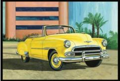 AMT 1/25 1951 Chevy Convertible image