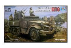 Trumpeter 1/16 M16 Multi-Gun Carriage image