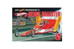 "AMT 1/25 Coca-Cola Don ""Snake"" Prudhomme Wedge Dragster image"
