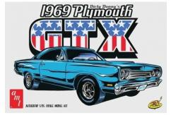 AMT 1/25 Dirty Donny 1969 Plymouth GTX image