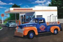 AMT 1/25 1950 Chevy Pickup - Union 76 image