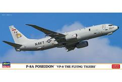 Hasegawa 1/200 P- 8A Poseidon 'VP-8 The Flying Tigers' image