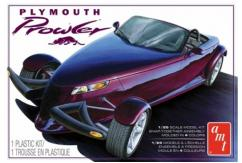 AMT 1/25 1997 Plymouth Prowler with Trailer image