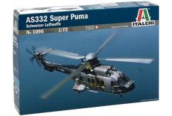 Italeri 1/72 AS532 Super Puma image