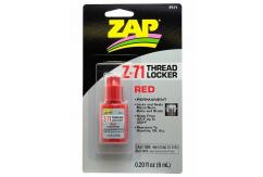 Zap Z-71 Thread Locker Red (6ml) image