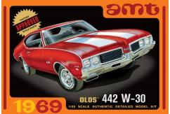 AMT 1/25 1969 Olds W-30 442 image